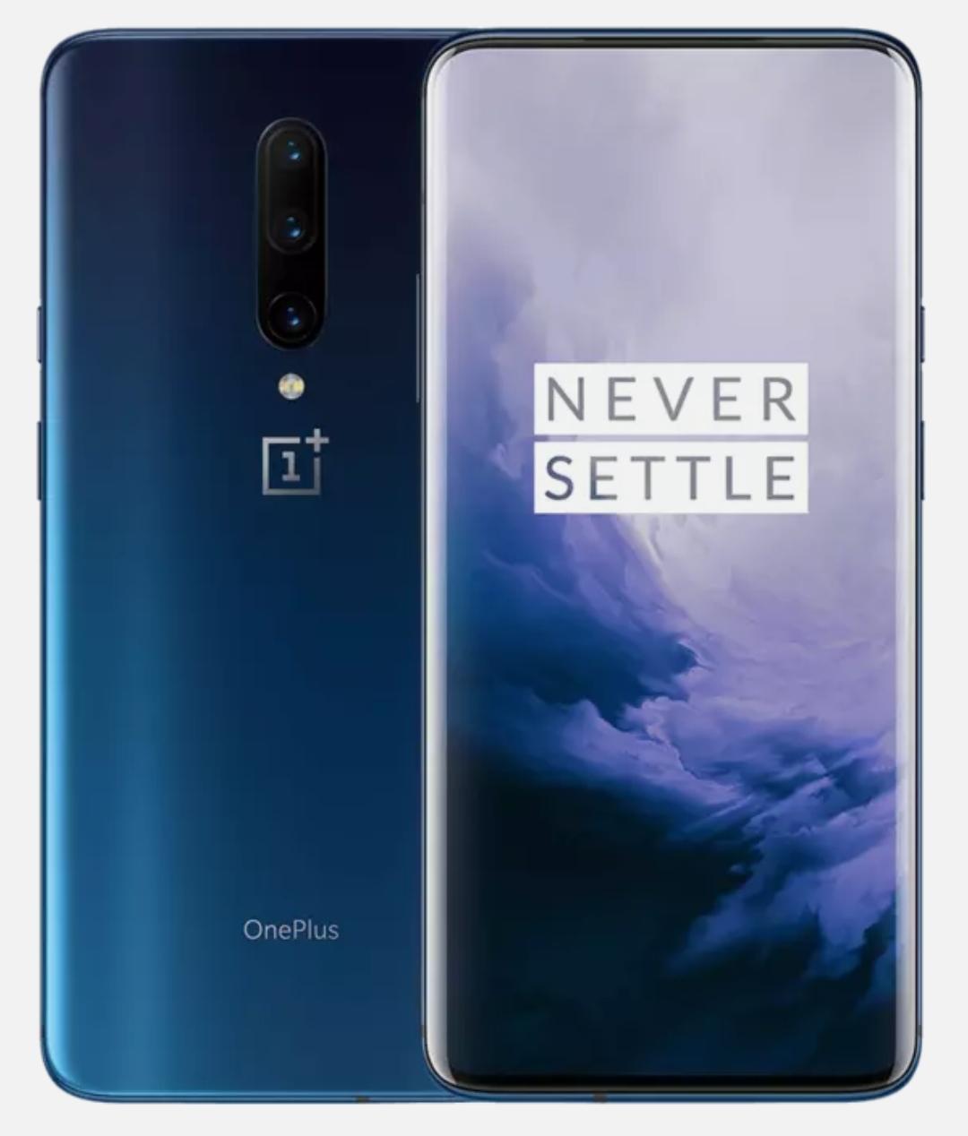 OnePlus 7 Pro 256GB Blue Unlocked Smartphone - Refurbished Grade B Condition - £183.19 Nectar Code / £194.64 non-Nectar @ XS Items / Ebay