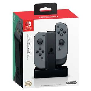 Power A Joy-Con Charging Dock (Switch) - £5 @ Tesco (instore) Perth