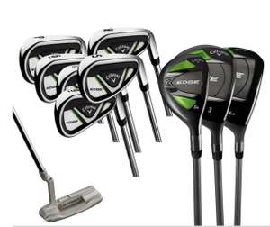 Callaway Edge 10 Piece Golf Set - Right Handed in store £475 instore (Membership Required) @ Costco Haydock