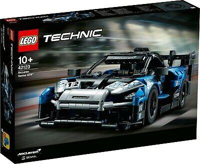 LEGO Technic McLaren Senna GTR 42123 - £31.19 (Nectar members) / £33.14 (non-Nectar) delivered @ eBay / toybarnaus