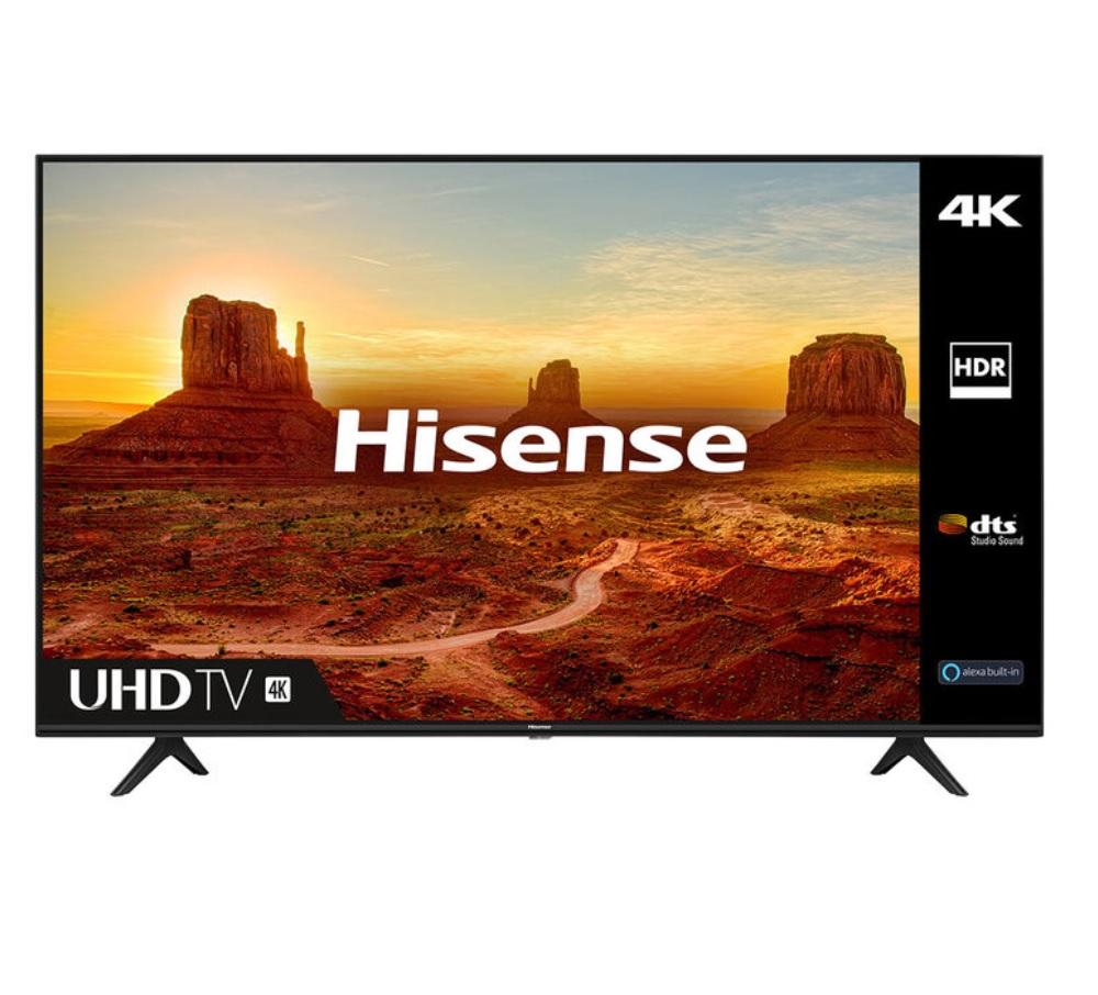 "75"" Hisense TV, H75A7100FTUK 4K Ultra HD Smart - £699.99 delivered (Membership Required) @ Costco"