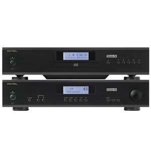 Rotel A11 Tribute Integrated Amplifier with Rotel CD11 Tribute CD Player Bundle Deal £749.99 @ Peter Tyson