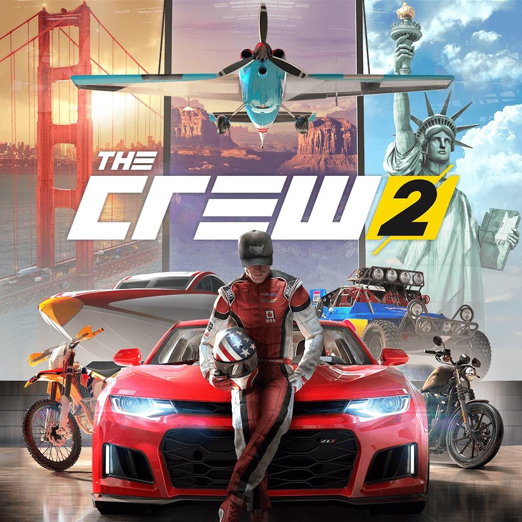 The Crew 2 Standard Edition (Playstation 4) £7.99 PSN