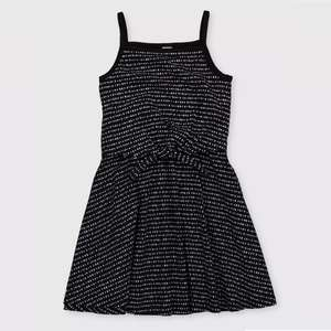 Girls Stripe Jersey Rib Dress from £3.50 click & collect @ Argos