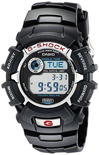 Casio G-Shock Solar Powered Multifunction Black Resin Men's Watch, £55.97 (UK Mainland) sold by Amazon US at Amazon