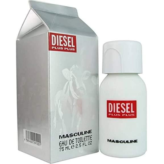 Diesel Plus Plus Masculine Eau de Toilette 75ml Spray £13.56 delivered @ Perfume Price