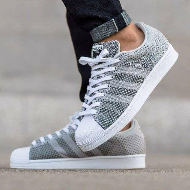 Adidas Originals Superstar Weave Grey/White are £25 instore @ JD Sports, Bolton