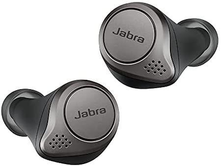 Jabra Elite 75t True Wireless Stereo In-Ear Headphones - £91.09 (UK Mainland) @ Amazon Germany