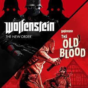 [Steam] Wolfenstein: The Two Pack (PC) Inc The New Order & The Old Blood - £3.99 @ Steam Store