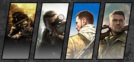 Sniper Elite Complete Pack Bundle - £19.73 @ Steam Store