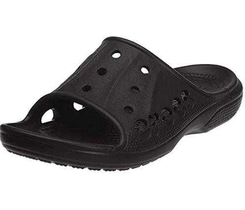 Crocs unisex Baya Slides Black (all sizes), £8.80 @ Amazon