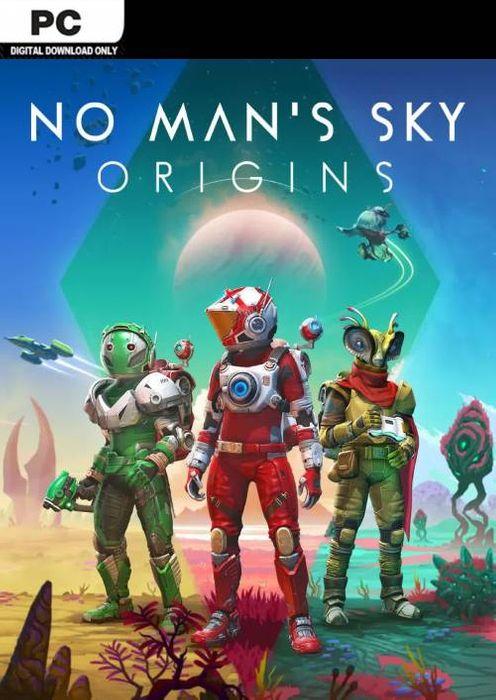 No Man's Sky PC £11.49 at CDKeys