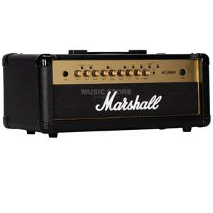 Marshall MG100HFX MG Gold 100W Guitar Head Amplifier Includes Footswitch - £170 Delivered @ dv247