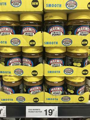 Marmite Peanut Butter Smooth - 19p instore @ Farmfoods (Yardley)