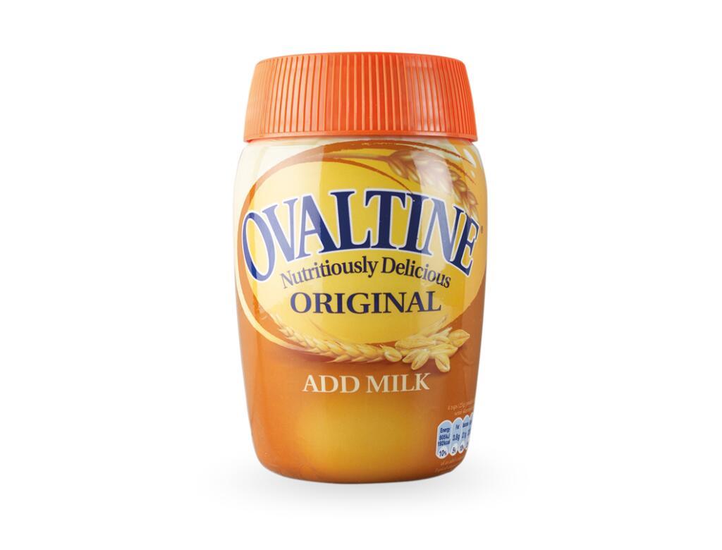 BB Ovaltine Original Add Milk 200g Jar £4.75 delivered @ Twinings