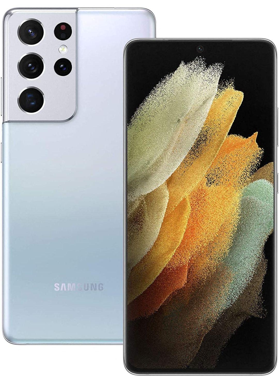 Samsung Galaxy S21 Ultra 5G Smartphone 128GB - £926.06 (£779.06 With Cashback) @ Amazon