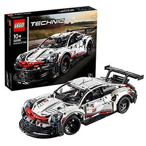 LEGO Technic 42096 Porsche 911 RSR £78.83 - UK Mainland at Amazon France