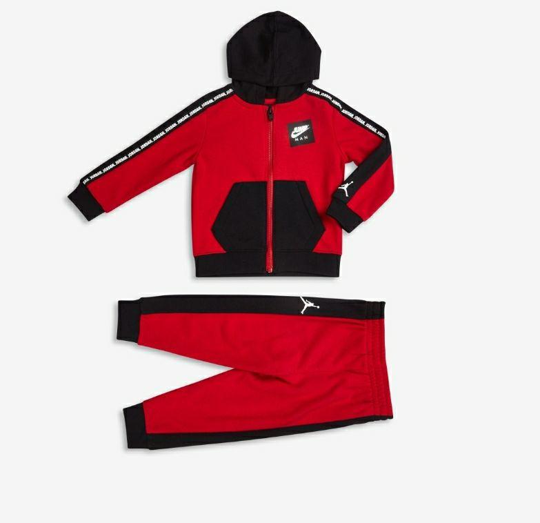 Jordan Jumpman Air Full Zip Baby Tracksuit £14.99 Foot Locker - free shipping with FLX MEMBERSHIP