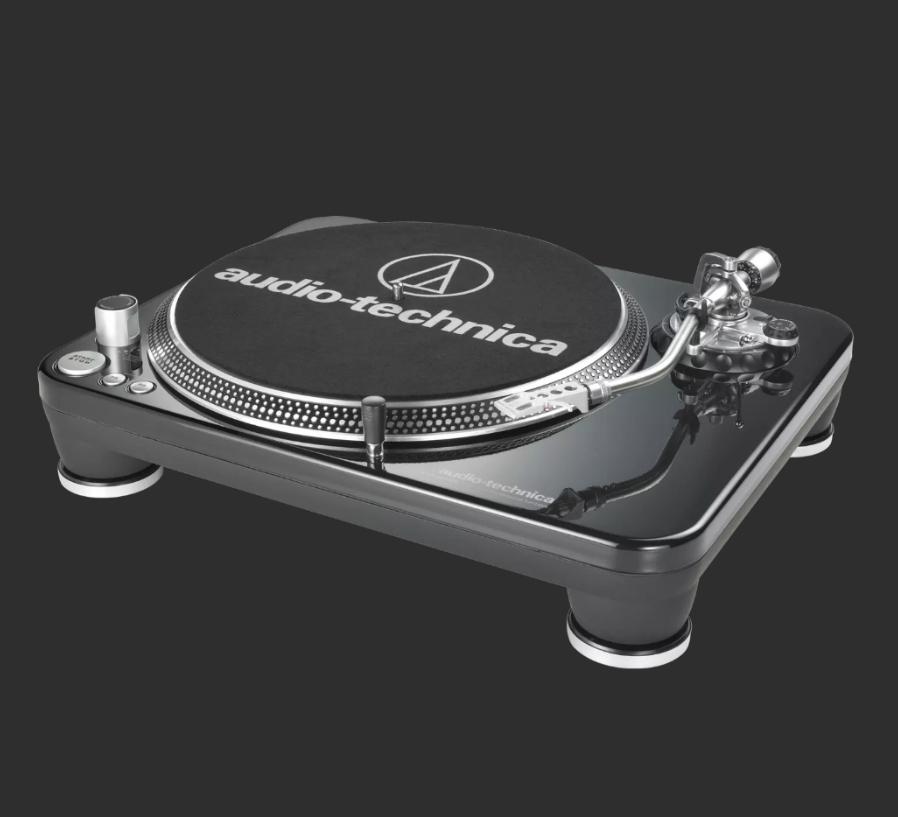 Audio Technica AT-LP1240-USB Professional Direct Drive DJ Turntable £249.99 New @ directdiscount2019 ebay