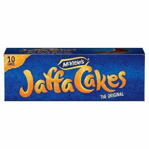 McVities Original Jaffa Cakes 10 Cake Packs are 50p @ One Stop Convenience Stores