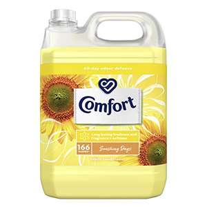 Comfort Sunshiny Days All-day Odour Defence for Your Clothes Fabric Conditioner £6 Amazon Prime (+£4.49 Non Prime)