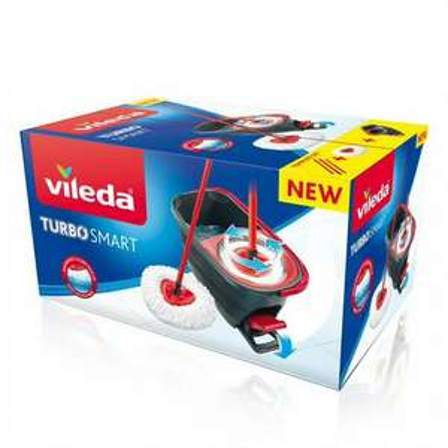 Vileda Smart Turbo (Spin Mop) - £16.66 @ Sainsbury's