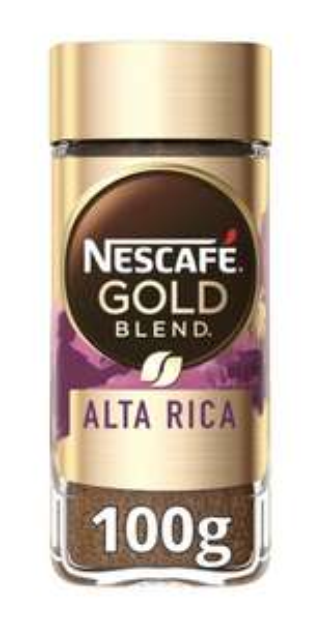 Nescafe Alta Rica Coffee £3 Clubcard price @ Tesco