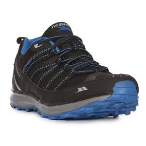 Trespass Pace Active Trainer Black - £25 with free reserve and collect @ The Original Factory Shop (Limited sizes / stores)