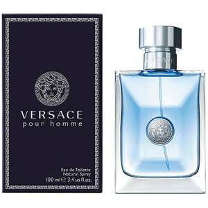 Versace Pour Homme 200ml Bottle + Versace free weekend bag £49.99 at The Perfume Shop (£45 with student discount)