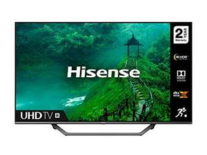 HISENSE 55AE7400FTUK Dolby Vision 55-inch 4K UHD HDR Smart TV with Freeview play, and Alexa Built-in - £397.50 @ Amazon