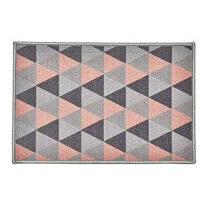 Washable Doormat 40cm x 60cm 4 Designs Available Free Click and Collect - £1.50 @ Dunelm