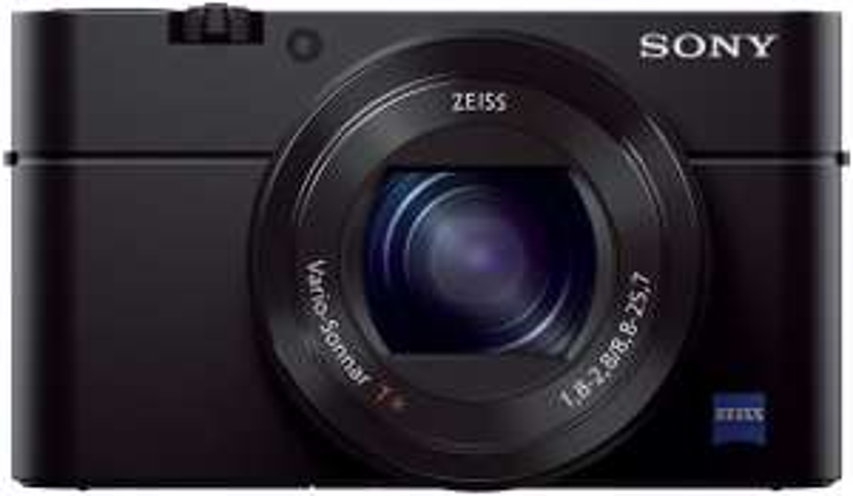Sony RX100 III | Advanced Premium Compact Camera 1.0-Type Sensor, 24-70 mm F1.8-2.8 Zeiss Lens and Flip Screen £399.17 Amazon