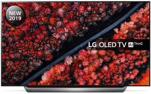 LG OLED55C9PLA Energy Rating A 55 Inch Ultra HD 4K OLED TV Black with Freeview £999 (UK mainland) at RGB Direct