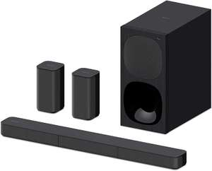 Sony HT-S20R - 5.1ch Soundbar with wired subwoofer and rear speakers - £131.67 @ Amazon