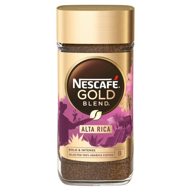 Nescafe Gold Alta Rica Coffee 190g £4.40 instore @ Aldi Weston-Super-Mare