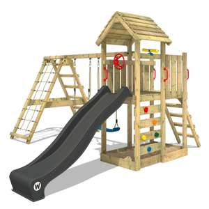 Wickey Rocket Flyer Climbing Frame £599.95 delivered (includes all import fees/VAT) at Wickey