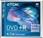 TDK DVD+R ,5pack for 10p @ Superdrugs