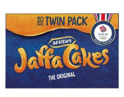 Two 20pck Jaffa cakes £1 @ Farmfoods Mitcham