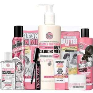 Soap & Glory 15th Birthday Bundle - £25 or £22.50 with code (Worth £71) Delivered @ Boots
