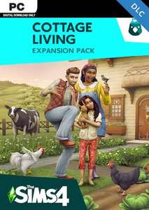 The Sims 4 Cottage Living Expansion - Origin PC - Preorder - £21.79 @ CDKeys