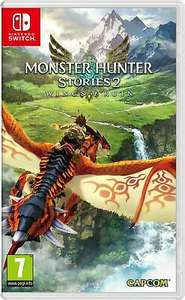 Monster Hunter Stories 2: Wings of Ruin (Switch) Pre Order Out 9th July - £39.82 with code @ eBay / Boss_deals (UK Mainland)