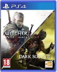 Dark Souls III & The Witcher 3 Wild Hunt Compilation (PS4) £12 used instore or £13.95 delivered @ CEX