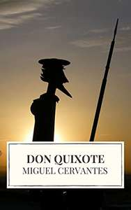 Don Quixote Kindle Edition and Audiobook Edition FREE at Amazon