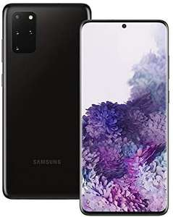 Samsung Galaxy S20+ 5G Android Smartphone - SIM Free Mobile Phone Cosmic Black 128GB - £499 @ Amazon