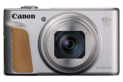 Canon SX740 HS PowerShot Digital Camera - Silver £339.67 @ Amazon