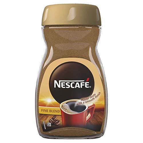 Nescafé Fine Blend Instant Coffee Jar, 100 g (Pack of 6) - £12 (£10.20 via S&S / +£4.49 Non-Prime) @ Amazon