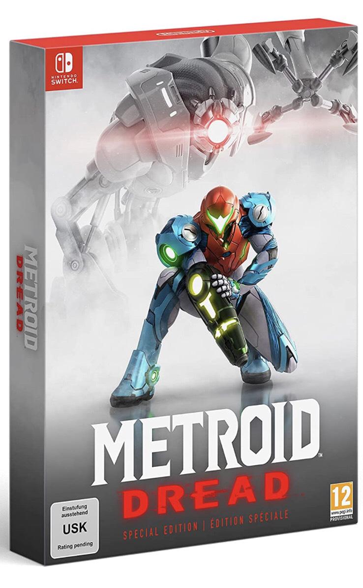 Metroid Dread Special Edition (Nintendo Switch) Pre-Order - £79.99