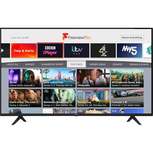 "Hisense 58A7100FTUK 58"" Smart 4K Ultra HD TV - £355.30 delivered with code (UK Mainland) @ AO"