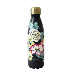 Joules Cambridge Floral Insulated Bottle - 500ml £3.50 + free click & collect (+£3.95 delivery) @ Argos