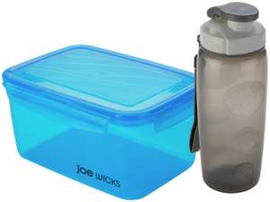 Joe Wicks Lunch Box & Bottle - 500ml £4.50 free click and collect at Argos